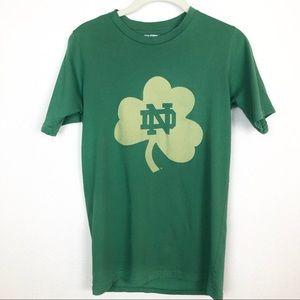 Pro Edge Notre Dame Fighting Irish Logo Tee Shirt
